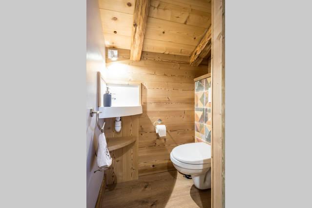 Toilettes 2ème étage
